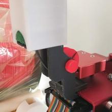 filament roller guide dust catch