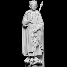 kral Süleyman taramak kral adam heykel katedral high relief Artec Romanesk Openglam artec eva smk open Freiberg Süleyman
