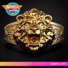 aslan yüzük mücevher aslan yüzük takı