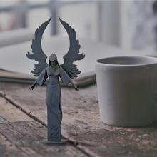 sombra subir mesa oscuro fantasía gótico miniatura Marte dlp calabozos Dragones dnd fotón fantasía miniatura fantasia