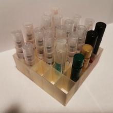 Parfüm Stichprobe Box Box 5x5 16 16 30 mm Halter Unterstützung Box Parfüm Stichprobe Parfüm Halter Unterstützung