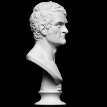 adam gottlob detlef moltke scan 3d bust portrait sculpture poet german plaster denmark scan thorvaldsen artec bertel openglam artec-eva moltke