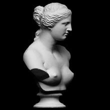 fracasso Vênus milo Varredura 3d deusa mitologia Vênus prima nu milo cortiça Irlanda openglam artec eva seios venus milo Brucciani