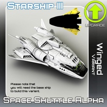espaço transporte alfa alado variante tampo mesa sci fi Estrela terreno guerra miniatura scifi tampo mesa nave estelar aterrissagem 28mm hangar openlock viajante Perigo localizador estrelas viajante