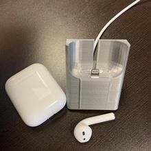 airpod dock apple dock headphone stand badass airpod airpod+stand