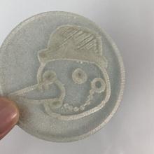pâte modeler outil bonhomme neige dessin animé Noël éducation bonhomme neige jouets pâte modeler l'artisanat playdohtools Art plastique jardins 39 enfants