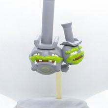 weezing galarian figurina Pokemon giocattolo weezinggalarian
