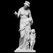 Vênus Varredura deusa grego mitologia Roma Vênus mulher criança prima Suécia nu cupido 3dprinting beleza neoclássico openglam artec eva venus milo Fogelberg