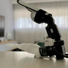 diffuseur monter zuiko 60mm f28 lentille macro diffuseur zuiko macrophographie zuiko60