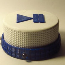 Ses topuz arduino Led kodlama 3dprinting petg pla + esun iplik