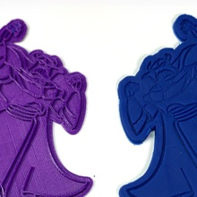 3d pâte modeler zurg jouets Jeux éducation jouets pâte modeler l'artisanat Art plastique jardins 39 enfants playdohtool