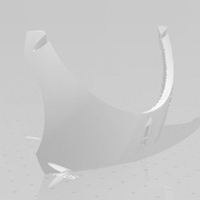 chirurgico viso maschera pressione punto riduttore viso maschera sicurezza plastica virus attrezzature isolamento assistenza infermieristica ospedale gocciolina covid 19 ppe precauzioni chirurgico