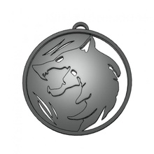 witcher necklace pedant witcher witcher wolf necklace white wolf pendant pendant necklace wolf witcher cosplay-prop witcher-necklace witcher-jewelry the-witcher wolf-necklace witcher-pendant wolf-pendant witcher-accessory cosplay-accessory the-witcher-necklace