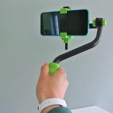 caméra soutien téléphone intelligent vidéo gadgets électronique titulaire soutien caméra film film téléphone intelligent soutien portable stabilisateur stabilisateur