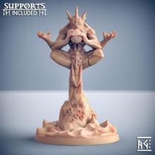 death tide tombeau table dragons donjons miniatures moine monstre rpg mer statue miniature aquatique table rencontre dnd tombeau ttrpg artisan guilde jurakin