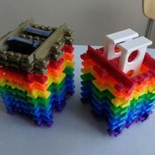 lego train pistes organisateur lego train Piste