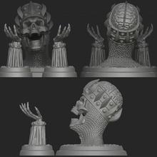 skull king boss dark scale skull sla 64 resin skulls heroic tabletop mm anycubic 32mm dark souls 64mm tabletop gaming 32 photon photon