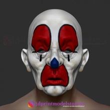 uşaklar maske karanlık şövalye palyaço maske Kostüm oyunu 3d Yazdır model sahne Kostüm oyunu batman cadılar bayramı kask joker maske korkutucu banka para komik Kostüm oyunu dark knight henchmen mask