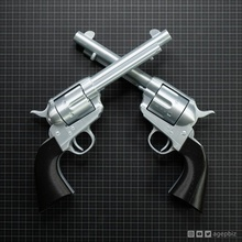 cattleman revolver - colt model 1873 single action army revolver props & cosplay cosplay revolver colt peacemaker 1873 rdr2 reddeadredemption2 cattleman cattlemanrevolver
