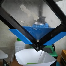 adjustable height uv resin vat drainer sla mars resin dlp prusa lcd drainer anycubic vat photon elegoo sl1 anycubic photon epax elegoo mars msl