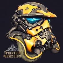 cyberpunked stromtrooper timón tormenta soldado competencia juguetes juegos estrella guerra Galaxias soldado guerras hel electricidad tropical