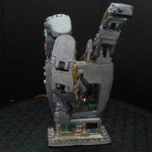 dedo robótico mano Tienda educación electrónica dedo artilugio mano mecánico robótico mecanismo Universidad marioneta robótica protésico biónico