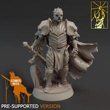 vampiro kruger mesa héroe miniaturas vampiro señor fragua titán fuerte