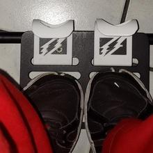 piede gancio titolare supporto sedia piedi piede gancio sedia rotelle pedana palte