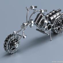 helikopter şekil 3d Sanat bisiklet şekil heykel motosiklet helikopter 3dfindit Metalart