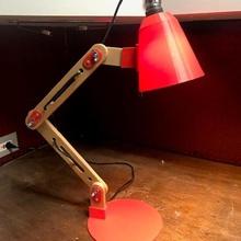 scrivania lampada Stampa scrivania mobilia lampada luce illuminazione stile legna apparecchio lampada scrivania arredamento pratico funzione