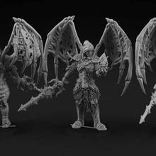 necromancer diablo fantasy medieval rpg skeleton warhammer wizard miniature witch mage warcraft wow blizzard 3 dungeon mmorpg necromancer iii baal mephisto
