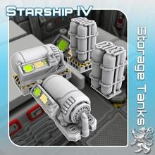 depolama tanklar masaüstü sci fi star arazi savaş bilimkurgu masaüstü yıldız gemisi iniş 28mm minyatürler hangar açık kilit gezgin Tehlike yıldız bulucu gezgin