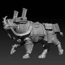 battle rhino 40k beast bike mount space warhammer motorcycle rhino marine rider rhinoceros biker bolter rough bolters