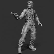 Capitano nathan reinholdt negozio lucciola browncoat occidentale pistolero browncoats