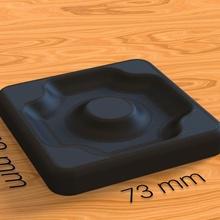 vibrazione inumidimento altoparlante piedi altoparlante Audio speaker feet speaker vibration