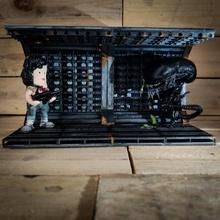 alieno diorama negozio alieno mini diorama xenomorfo ripley