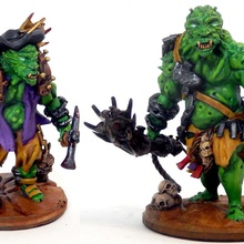 cave troll + cave troll prospector large creatures tabletop troll miner miniature dungeonsanddragons cave dnd prospector presupported resinminiature danddminiature 5thedition cavetroll
