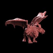 chimera tavolo bestia creatura draghi epico Giochi leggenda mostro mitico mitologia rpg warhammer capra prigione mito chimera heroquest lance incrociate kimera