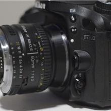52mm fil inverser nikon monter macro photographie lentille monter nikon photographie macro
