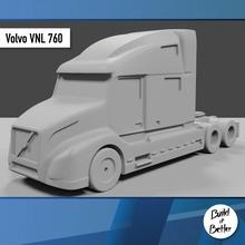 volvo esp 760 1 64 scala ricambio parti scala trasporto camion furgone 64 volvo jeep dolly trailer 1 64 scania Lowboy pungiglione Bull bar petroliera Peterbilt semi