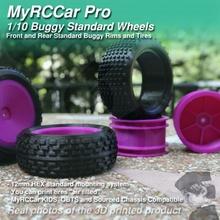 myrccar buggy wheels 1 10 rc car rims tires 3d printed buggy gadgets & electronics wheels 4x4 hex buggy 3d printed tpu off-road 1 10 12mm mrcc myrccar 1 10