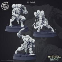 bodrel pre supported tavolo bestia scontro fantasia greco mitico pc satiro campagna d d castnplay bodrel greci