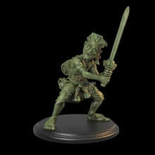 hobbit drunk adventurer tabletop stl fantasy miniatures  rings lord printed  minis hobbit scaled drunk adventurer 32mm halfling