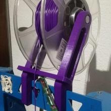 iplik Kulp destek Soporte filament Kulp destek iplik Soporte filament makara