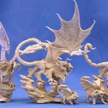 chimera classico tavolo creatura Drago fantasia giochi greco Leone mostro mitico rpg capra ibrido tavolo d d chimera 3e 5e 4e 2e