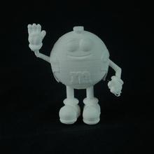 m&m choc rocker fan art figurine model chocolate m&m m&ms choc rocker