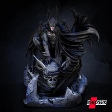 batman 3d heykel test edildi hazır baskı b3dserk stüdyolar hayran Sanat 3d Bedava Yazdır yazdırılabilir stl batman karanlık Gotham joker şövalye heykel dc Süpermen çizgi roman lig koleksiyon