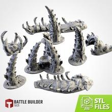 alieno terreno tavolo 40k alieno esercito battaglia futuro spazio stella terreno warhammer tech scifi guerre Wow predatore witcher marino costruttore tiranide sci fi txarli