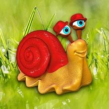 caracol Tienda dibujos animados ojo gracioso juguete caracol concha juguete infantil