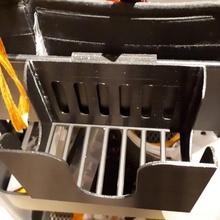 Handschuh Box Halter Unterstützung Ikea Skog Wagen Halter Unterstützung Box Ikea Handschuhe Wagen Skog